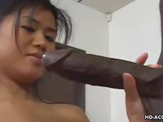 tvunget svart Dick porno